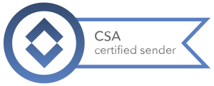 Certified Senders Alliance Trust Seal
